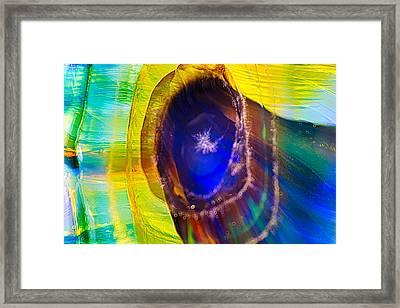 Oceanadelic Framed Print
