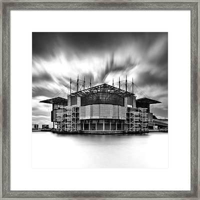 Oceanarium Framed Print by Jorge Maia