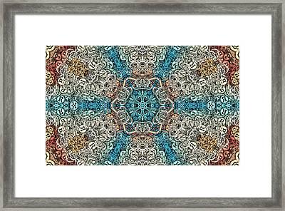 Oceanus S01-08 Framed Print
