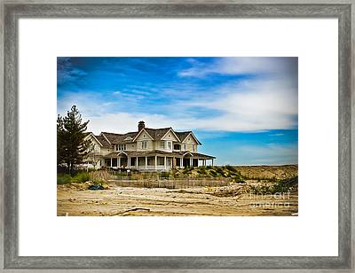 Oceanview Framed Print