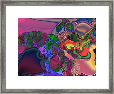 Octavio Bizarro Framed Print