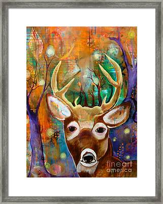 October 21st Framed Print