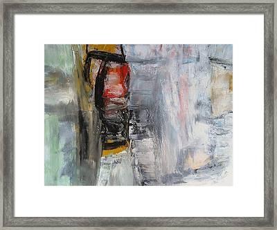 October Light Framed Print by Alan Taylor Jeffries