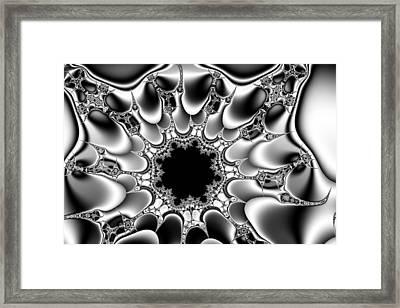 Octobrot No. 1 Framed Print by Mark Eggleston