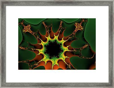 Octobrot No. 2 Framed Print by Mark Eggleston