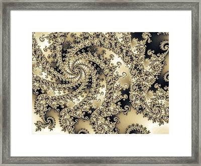 Tentacles Of Octopi Framed Print by Amanda Collins