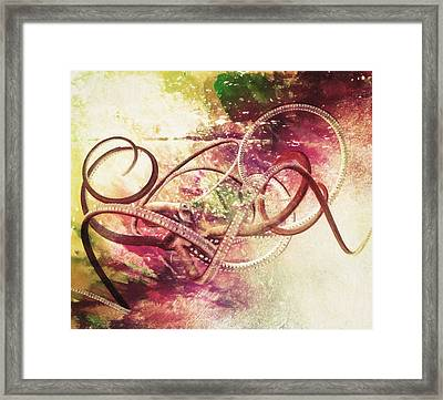 Octopus Framed Print by Taylan Apukovska