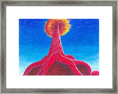 Odalfa Framed Print
