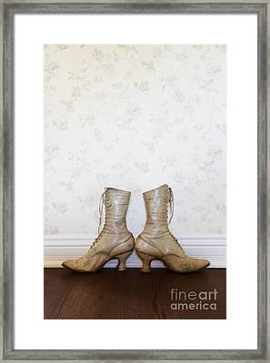 Odd Pair Framed Print by Margie Hurwich