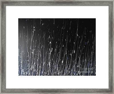 Ode Framed Print