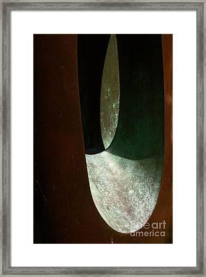Ode To Rosenthal C Framed Print by Jennifer Apffel