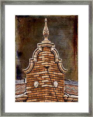 Odegards 2 Framed Print by Sylvia Thornton