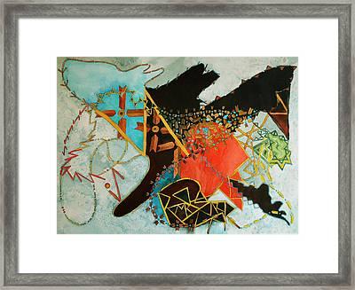 Odin's Dream Framed Print