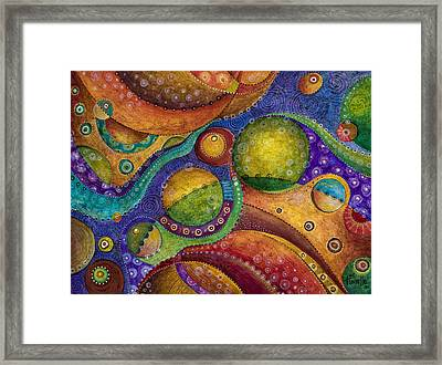 Odyssey Framed Print by Tanielle Childers