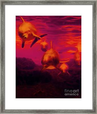 Odyssey V2 Framed Print by Wingsdomain Art and Photography
