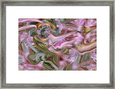 of Angels and Apparitions Framed Print
