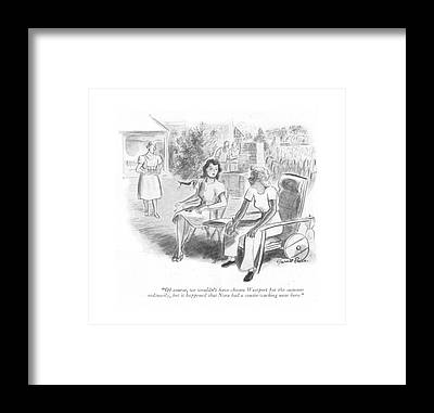 Garrett County Framed Prints