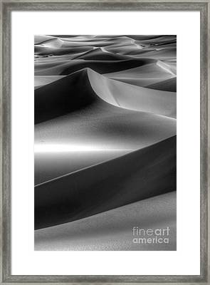 Of Light And Shadow Framed Print by Bob Christopher