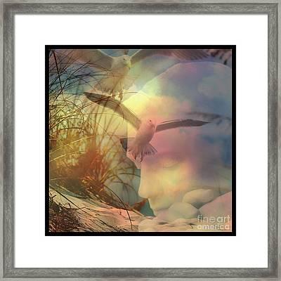 Of Lucid Dreams / Dreamscape 12  Framed Print