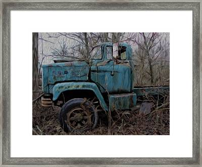 Of No Further Use Framed Print