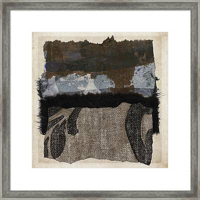 Of The Earth Framed Print by Carol Leigh