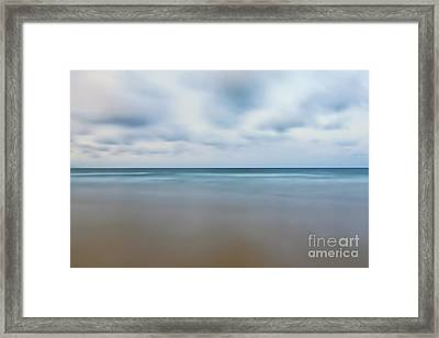 Off The Grid Framed Print by Nicole Doyle