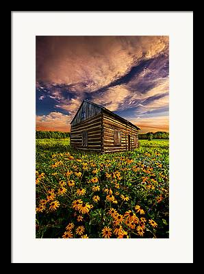 Bluesky Photographs Framed Prints