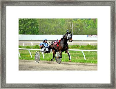 Off The Ground Framed Print by Brian OSullivan