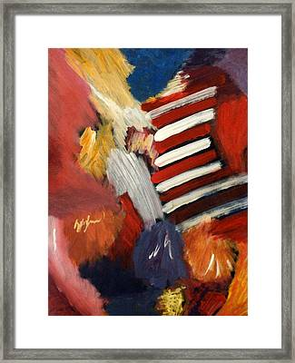 Off To Join The Circus Framed Print by Karyn Robinson