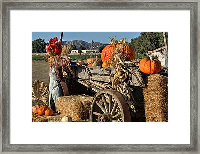 Framed Print featuring the photograph Off To Market by Michael Gordon
