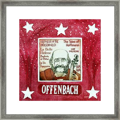 Offenbach Framed Print by Paul Helm