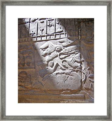Framed Print featuring the photograph Offerings  by Leena Pekkalainen