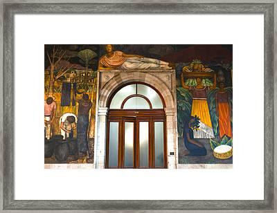 Office 1009 Framed Print by John  Bartosik