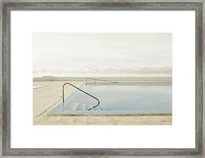 Offseason Framed Print