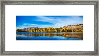 Ogden Framed Print