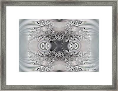 Ogle Framed Print