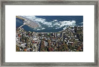 Ogunquit, Maine Framed Print