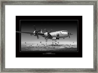 Oh Brother Framed Print by Larry McManus
