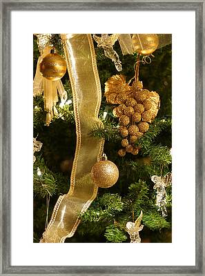 Oh Christmas Tree Framed Print by Thomas Fouch