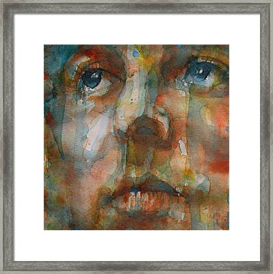 Oh Darling Framed Print by Paul Lovering