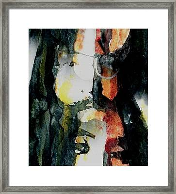 Oh My Love Framed Print