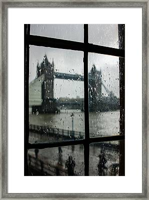 Oh So London Framed Print