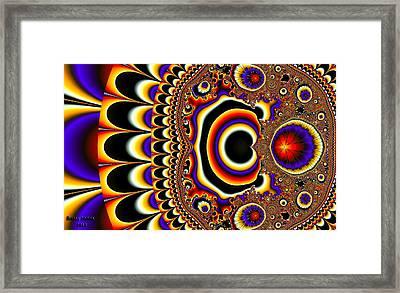 Ohana Framed Print