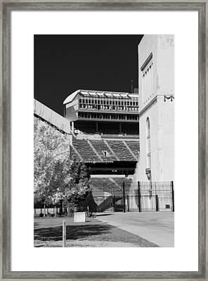 Ohio Stadium 9207 Framed Print