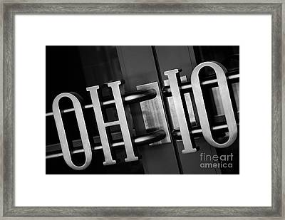 Ohio Union  Framed Print