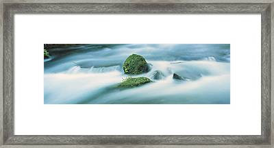Oirase River Aomori Japan Framed Print by Panoramic Images