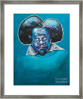Oj Did It Framed Print by The Styles Gallery