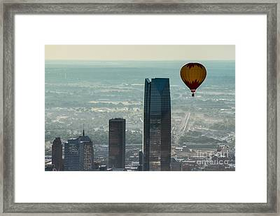 Okc_may_2014-5 Framed Print