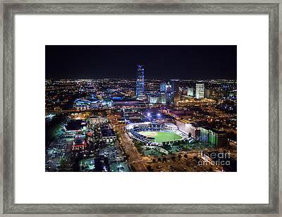 Oks00511 Framed Print