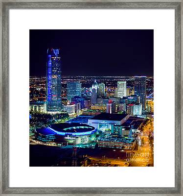 Oks0053 Framed Print by Cooper Ross
